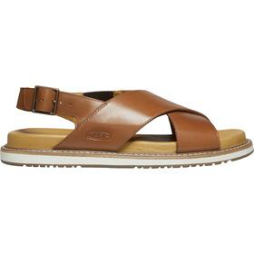 Keen Lana Cross Strap Sandals Women tortoise shell/silver birch